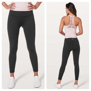Lululemon Wunder Under Hi-Rise 7/8 Tight Black